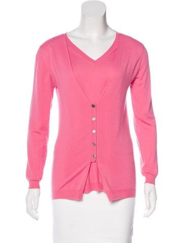 Nina Ricci Wool Knit Sweater None