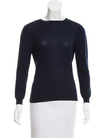 Nina Ricci Embellished Wool Sweater None