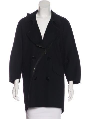 Nina Ricci Cashmere Oversize Coat None