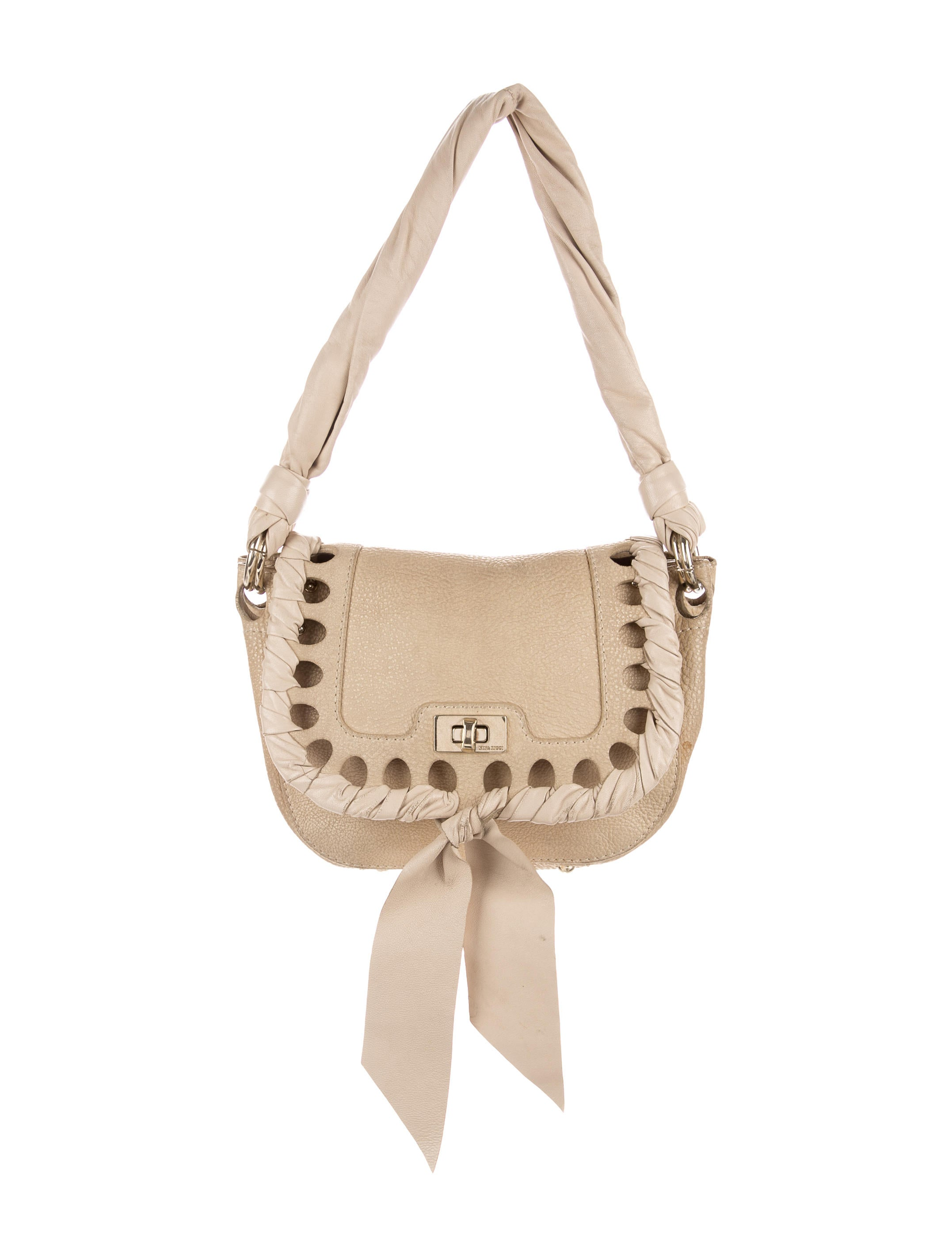 1b841c375f Leather Bag Nina Ricci Shoulder Nina Leather Ricci dF8qx6nd-straits ...