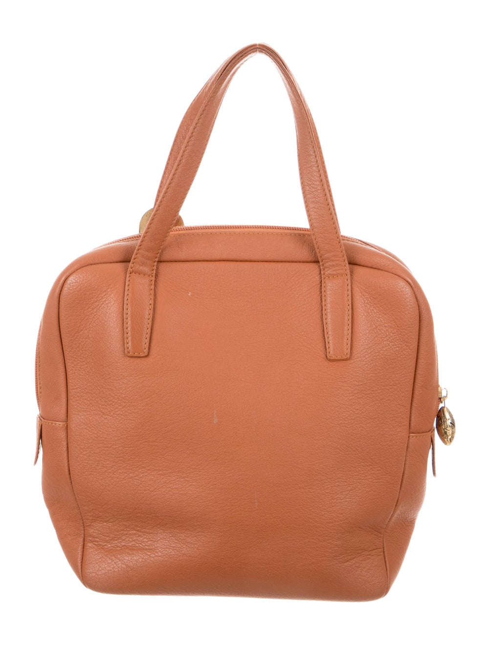 Nina Ricci Leather Handle Bag Brown - image 4