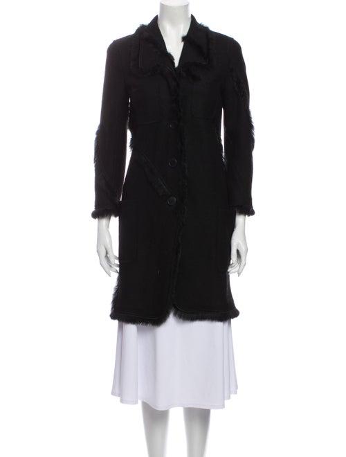Nina Ricci Wool Coat Wool