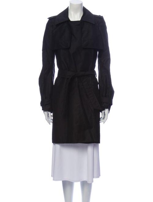Nina Ricci Trench Coat Black