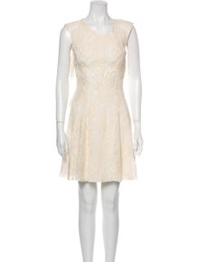 Nina Ricci Wool Mini Dress w/ Tags