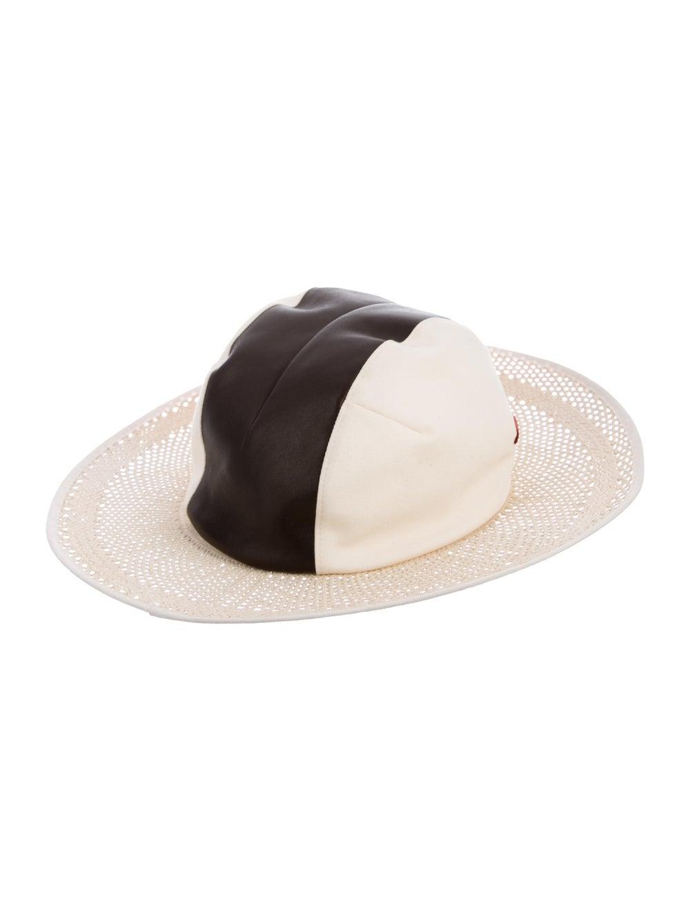Noel Stewart Straw Wide-Brim Hat multicolor - image 2