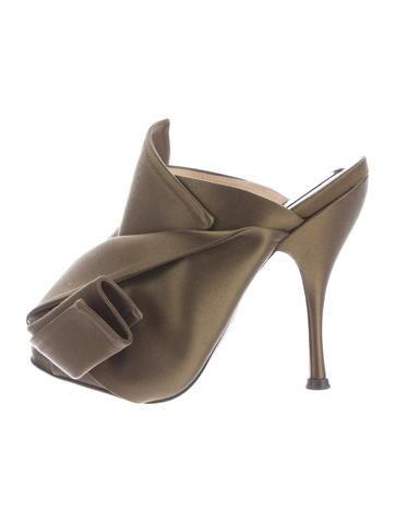 No. 21 Ronny Knot Sandals