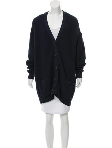 No. 21 Oversized Cardigan Sweater w/ Tags None