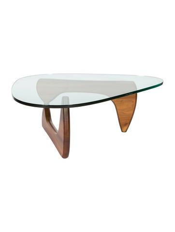Isamu noguchi coffee table furniture nog20003 the realreal - Isamu noguchi table basse ...