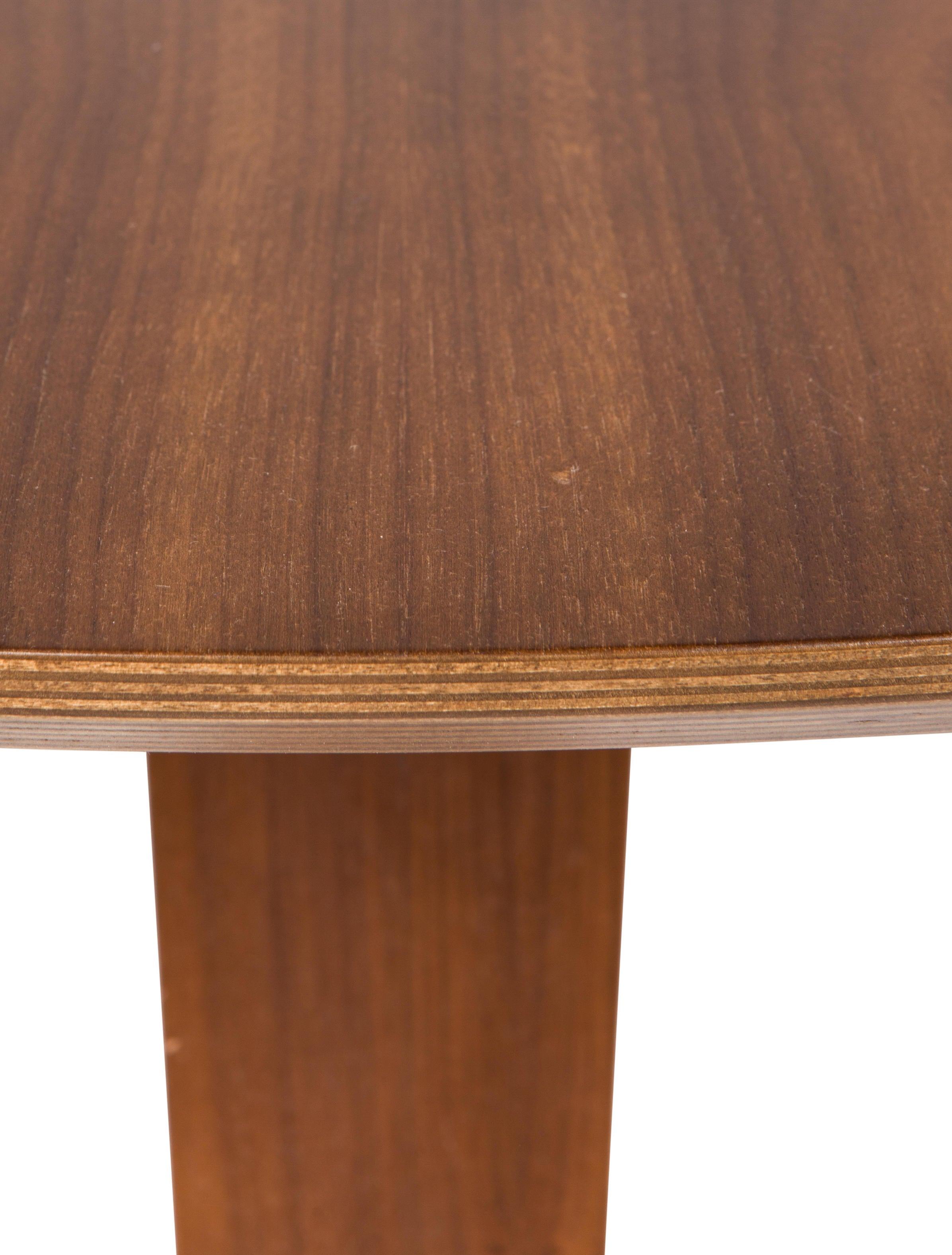 Norman Cherner Walnut Cherner Round Dining Table Furniture - Cherner dining table