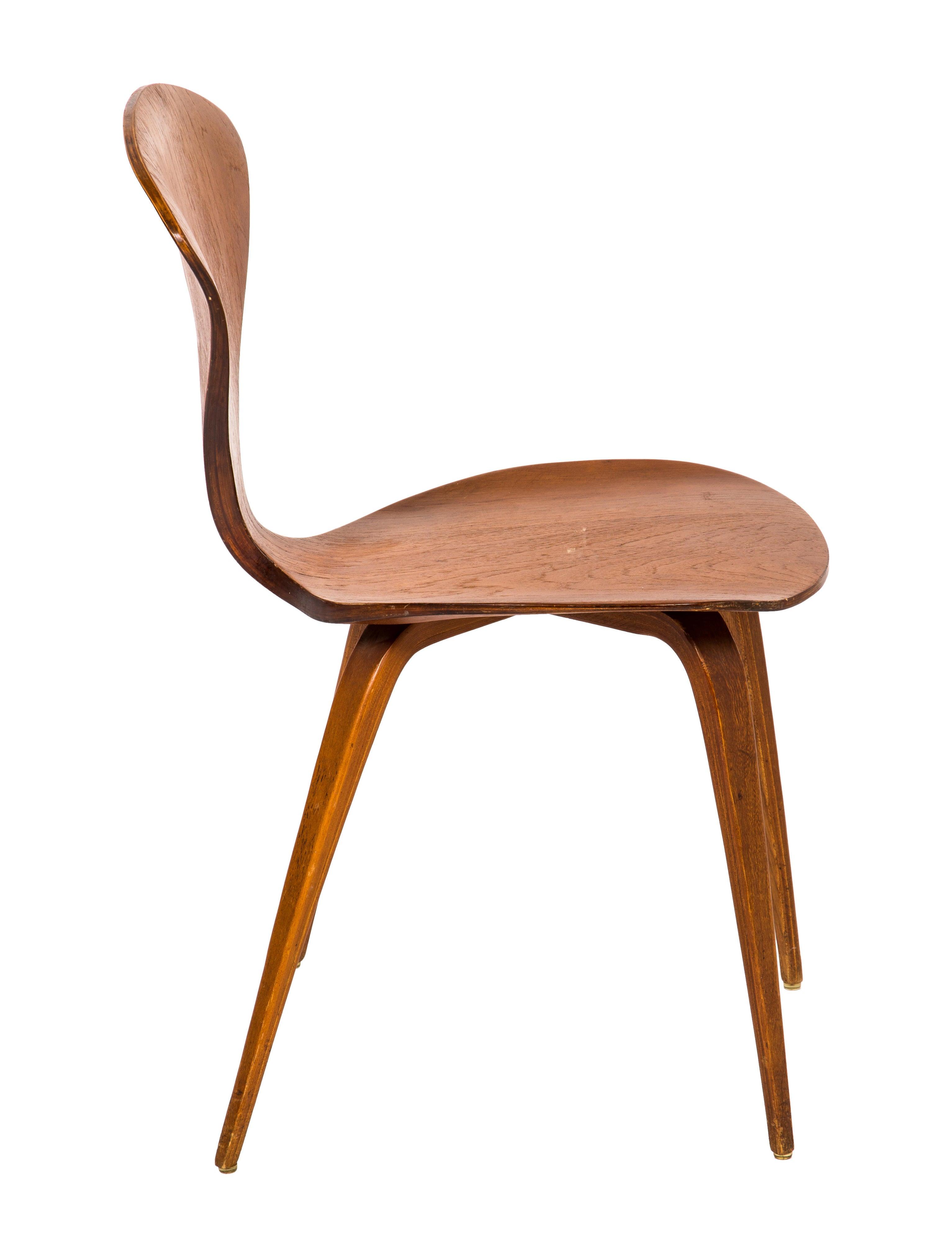 cherner furniture. Set Of 6 Plycraft Cherner Side Chairs Furniture E