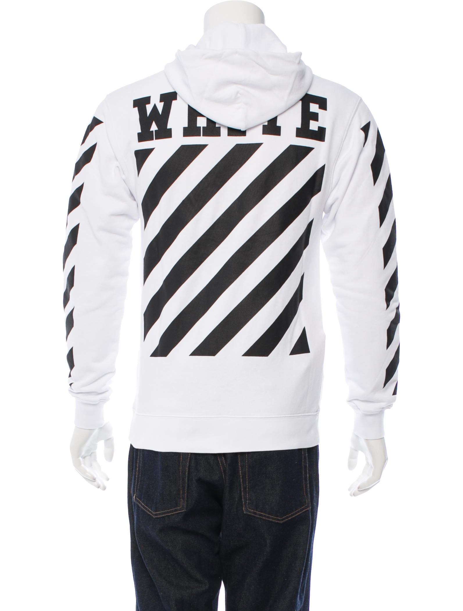 off white new caravaggio hoodie w tags clothing. Black Bedroom Furniture Sets. Home Design Ideas