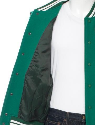 Fall 2015 Letterman Varsity Jacket