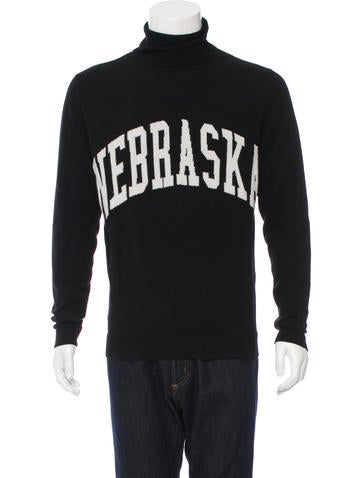 2016 Nebraska Turtleneck Sweater