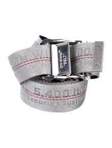 1fbb036e6b15 Off-White. Industrial Logo Belt