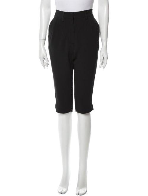 Off-White Knee-Length Shorts White