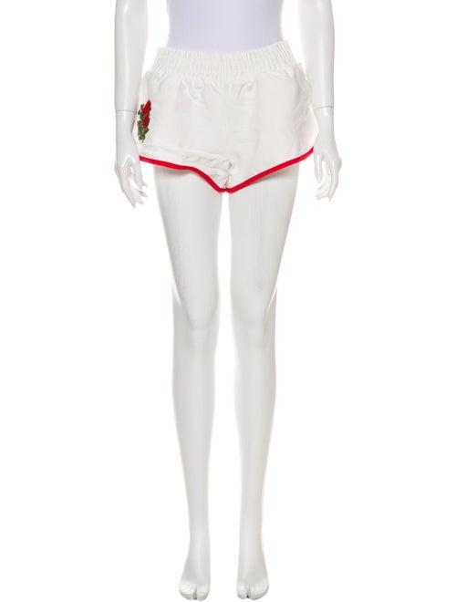 Off-White Mini Shorts White