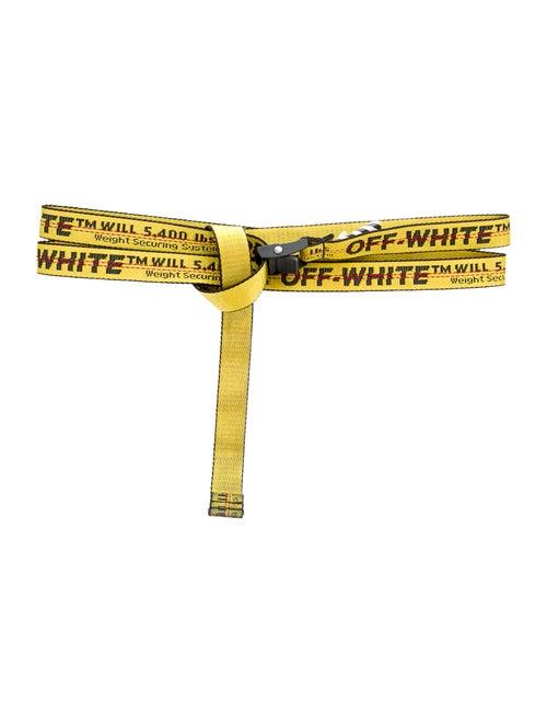 Off-White Belt White