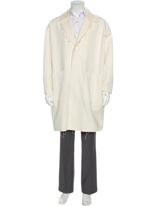Off-White Overcoat White