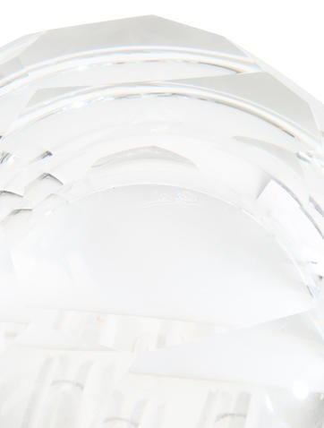 Oleg Cassini Crystal Bowl Tabletop And Kitchen Olg20012 The