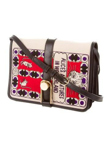 Alice's Adventures in Wonderland Bag w/ Tags