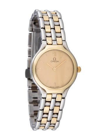 Omega De Ville Quartz Watch None