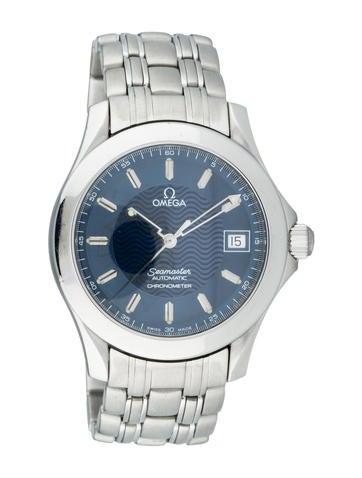 Omega Automatic Seamaster Watch None
