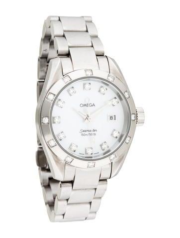 Omega Aquaracer Watch None