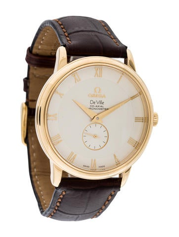 Omega Omega DeVille Co-Axial Watch None