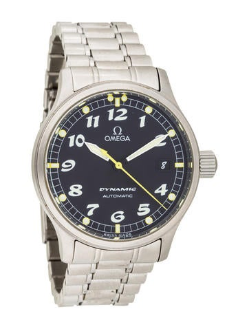 Omega Dynamic Watch None
