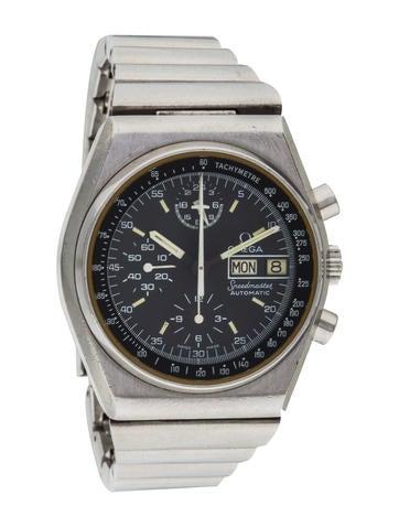 Omega Speedmaster Watch None