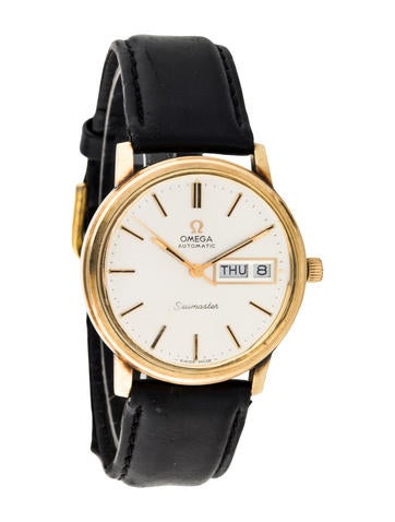 Omega Seamaster Watch None