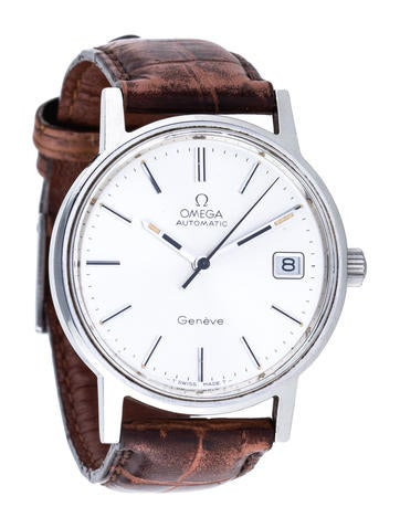 Omega Genève Watch None