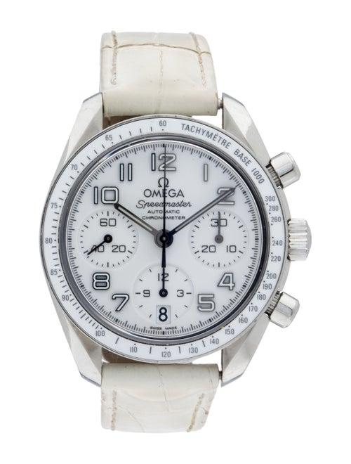 Omega Speedmaster Watch white