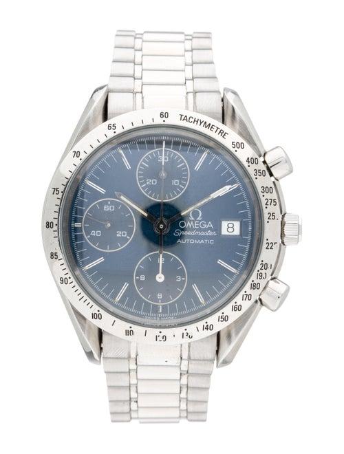 Omega Speedmaster Watch blue