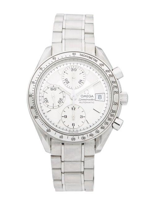 Omega Speedmaster Watch silver