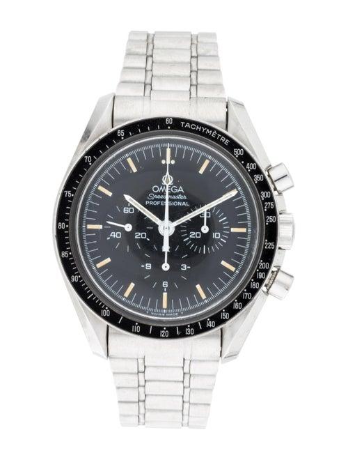 Omega Speedmaster Professional Moonwatch black