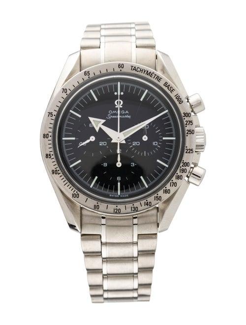 Omega Speedmaster Broad Arrow Watch black