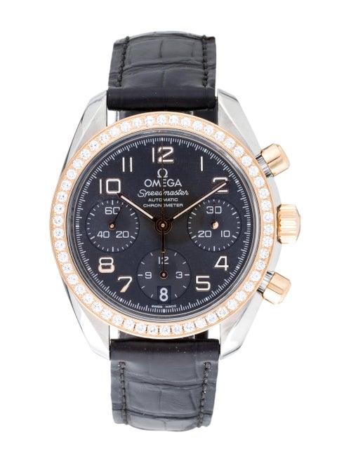 Omega Speedmaster Watch Rose