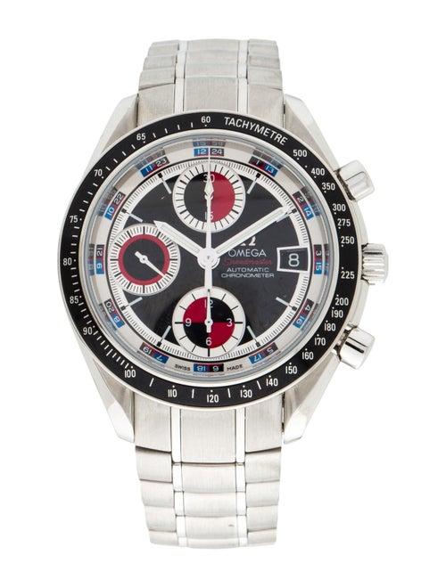 Omega Speedmaster Date Watch Black