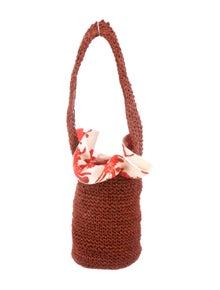 afa9e7f365e Johanna Ortiz. Mini Bucket Bag