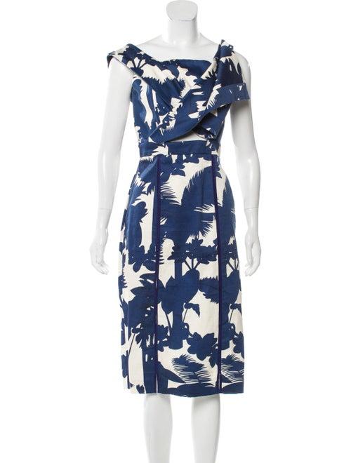 Johanna Ortiz La Playa Midi Dress