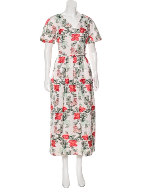 Oscar de la Renta 2017 Maxi Dress w/ Tags White
