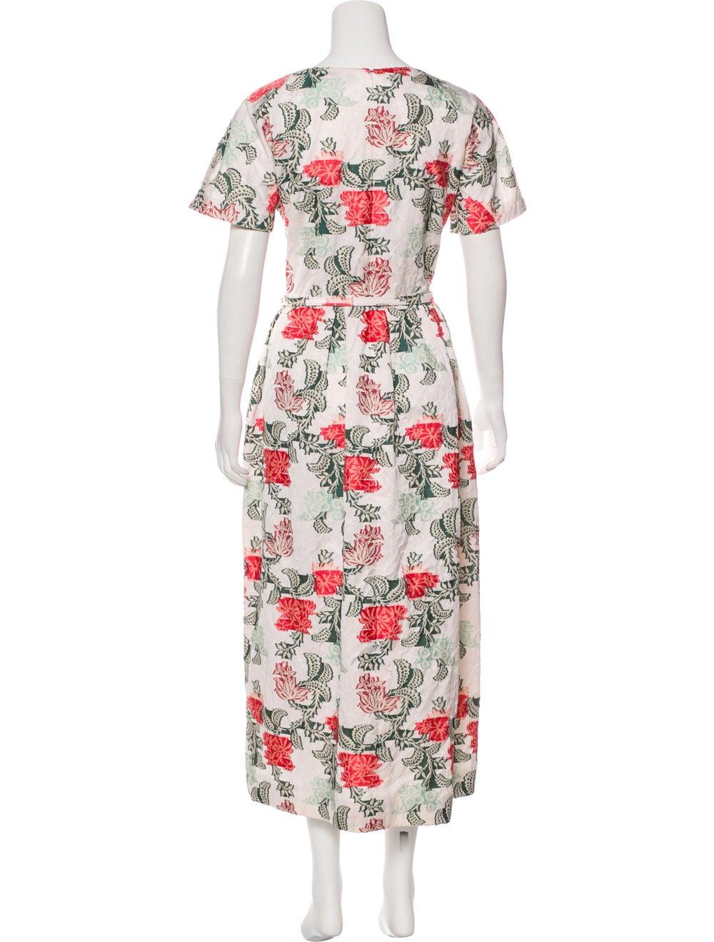 Oscar de la Renta 2017 Maxi Dress w/ Tags White - image 3
