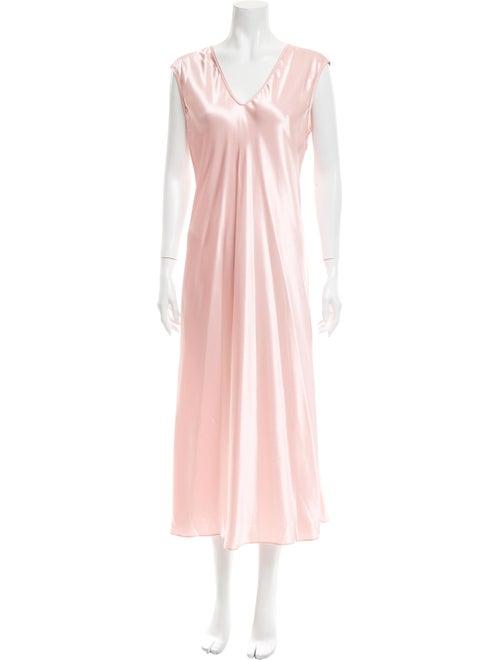 Oscar de la Renta Nightgown Pink