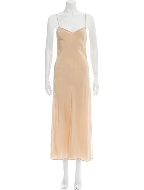 Oscar de la Renta Vintage Long Dress