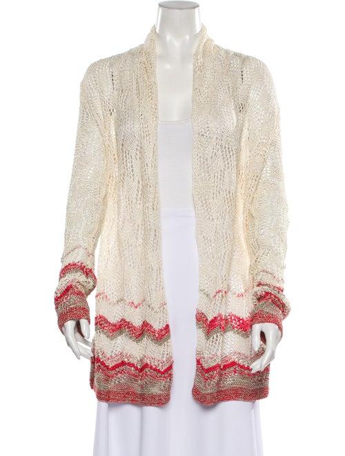 Oscar de la Renta 2012 Silk Sweater
