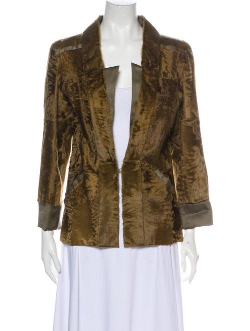 Oscar de la Renta 2010 Fur Jacket