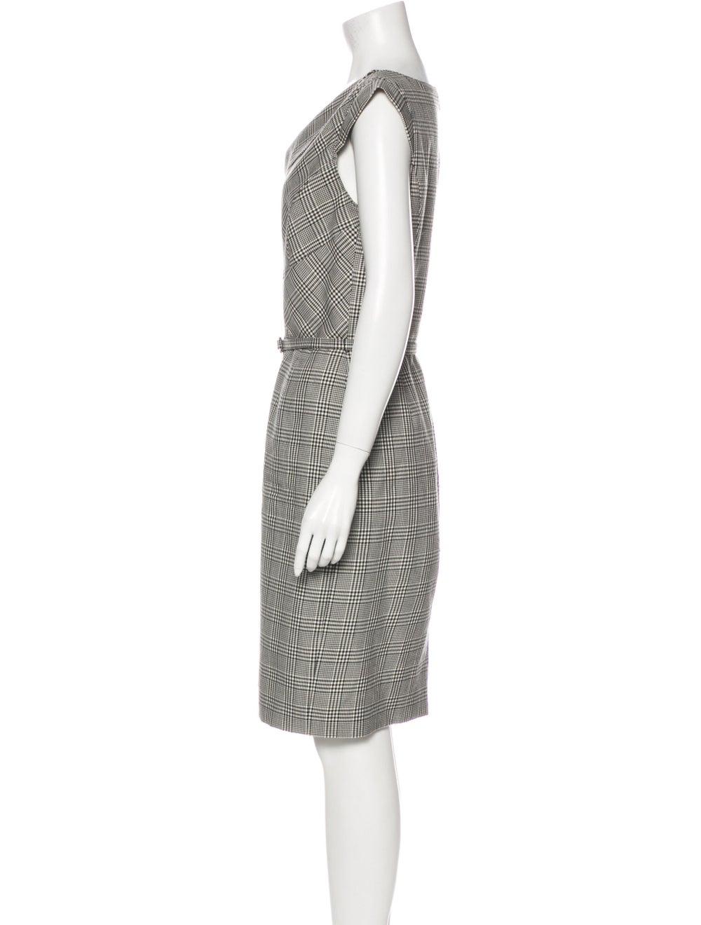 Oscar de la Renta 2013 Knee-Length Dress - image 2