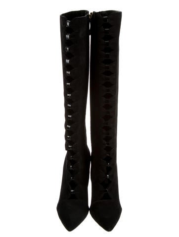Knee-High Boots w/ Tags