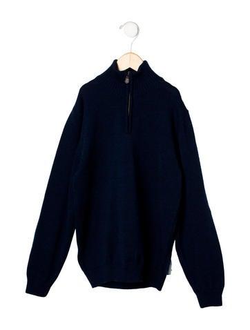 Oscar de la Renta Boys' Wool Sweater w/ Tags None